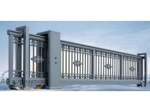 Mẫu cửa cổng 02